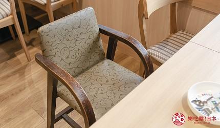 东京上野亲子餐厅推荐じゅらくjuraku聚乐儿童座椅