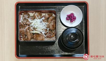 东京上野亲子餐厅推荐じゅらくjuraku聚乐烤牛排盖饭ステーキ重