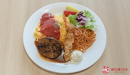 东京上野亲子餐厅推荐じゅらくjuraku聚乐大人的儿童餐大人のお子様ランチ