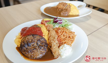 東京上野親子餐廳推薦じゅらくjuraku聚樂料理