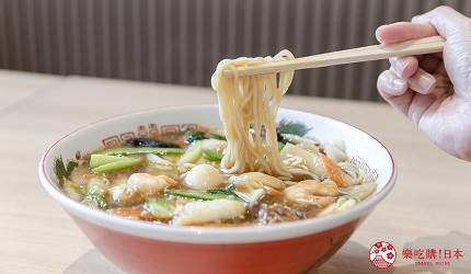 东京上野亲子餐厅推荐じゅらくjuraku聚乐广东拉面広东麺