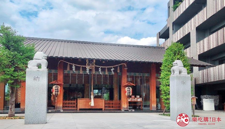 東京神樂坂美食景點推薦赤城神社
