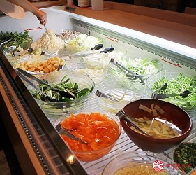 東京夜景景點推薦台場aquacity夜景餐廳roku日式涮涮鍋吃到飽