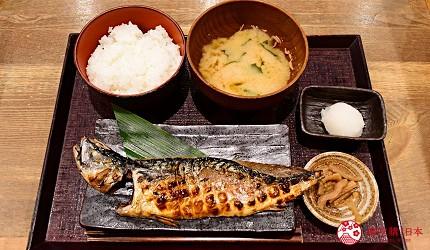 东京秋叶原美食烤鱼干干物专卖店越后屋平次文化鲭鱼干さば文化干し