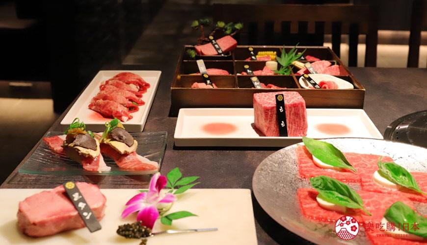 顶级熟成牛舌、和牛九宫格!到「东京烧肉 平城苑」 银座五丁目店限定和牛料理