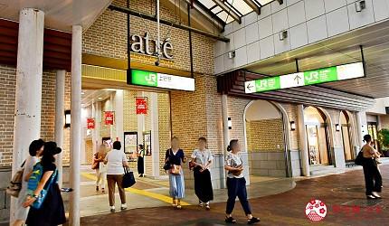 東京上野美食海鮮居酒屋推薦「酒亭じゅらく」上野店交通方式