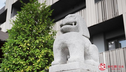 神樂坂赤城神社石獅子