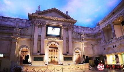 2019年2020年台场观光购物维纳斯城堡VenusFort馆内