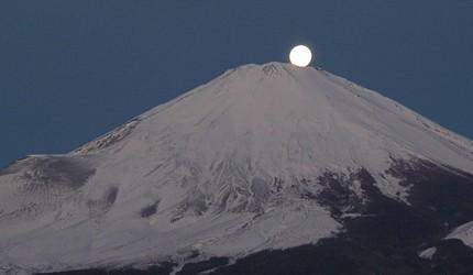 日本富士山的珍珠富士
