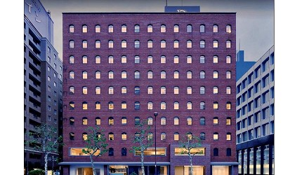 日本酒店DDD HOTEL交通好方便,10分鐘可到東京站