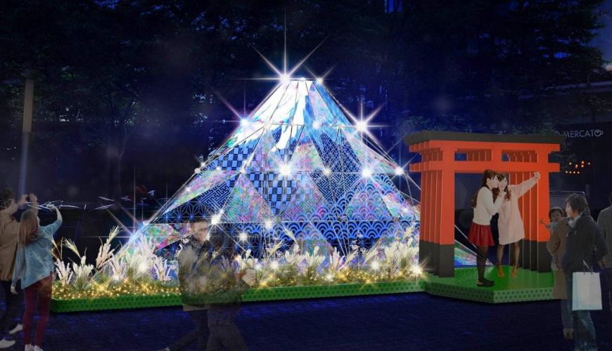 2019年去東京睇燈飾熱點東京巨蛋TOKYO DOME CITY WINTER LIGHTS GARDEN山紫水明