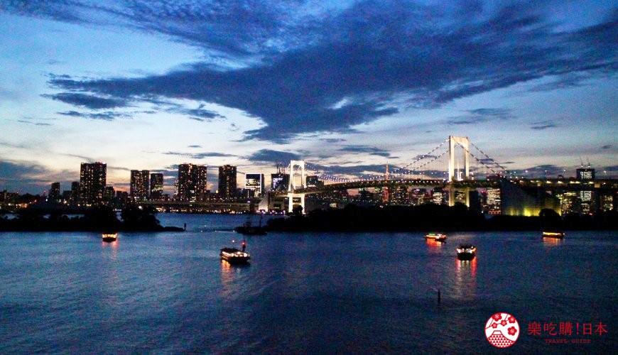 到台場就是要看夜景!「AQUA CITY台場」浪漫夜景餐廳6選