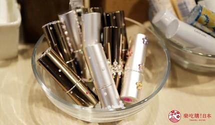 新宿逛街地下街subnade内的Chifure品牌直营美妆店C-marché
