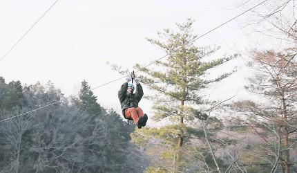 MoominValleyPark埼玉嚕嚕米主題公園YKSINÄISETVUORET湖面飛行體驗