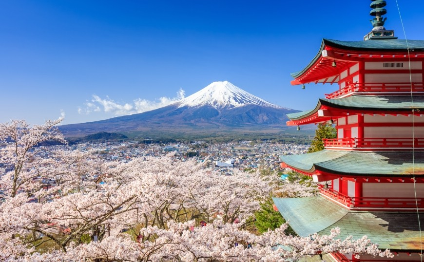 日本人都大推的赏富士山隐藏版景点:河口湖、忍野八海、箱根、御殿场Outlets,一生绝对要朝圣一次!