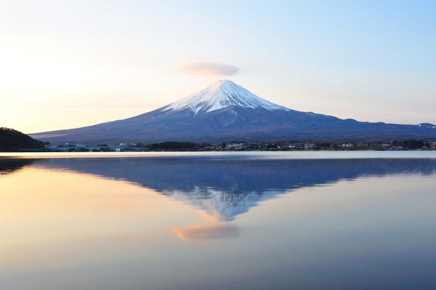 日本人都大推的赏富士山隐藏版景点:河口湖、忍野八海、箱根、御殿场Outlets