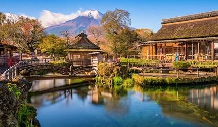 日本人私房推荐!不用人挤人也能眺望富士山的最佳景点,忍野八海