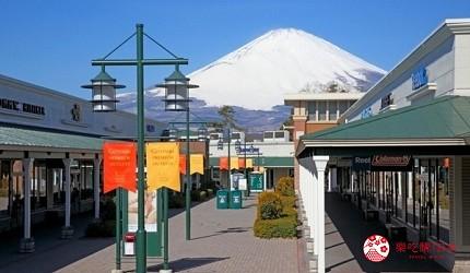日本人私房推荐!不用人挤人也能眺望富士山的最佳景点,御殿场outlet