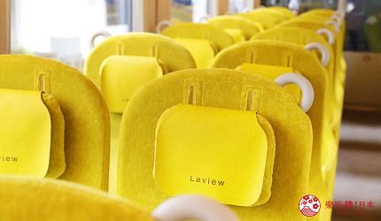 東京埼玉西武觀光列車LaView車廂內