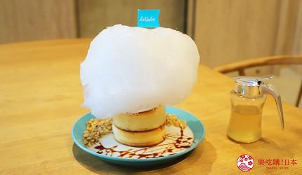 埼玉嚕嚕米主題公園MoominValleyPark入口區POUKAMA鬆餅餐廳lettula雲的棉花糖鬆餅