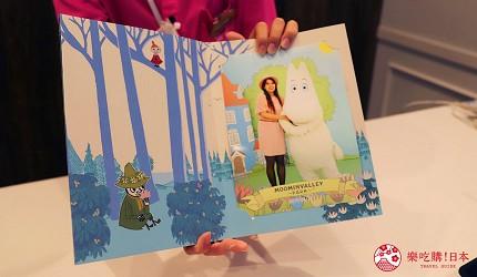 埼玉嚕嚕米主題公園MoominValleyPark嚕嚕米之谷MUUMILAAKSO與嚕嚕米合影