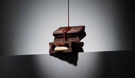 pressbuttersand焦糖奶油夹心涩谷新店舖限定新口味可可巧克力日本人气伴手礼