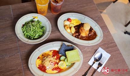 MoominValleyPark埼玉嚕嚕米主題公園Kokemus嚕嚕米食堂