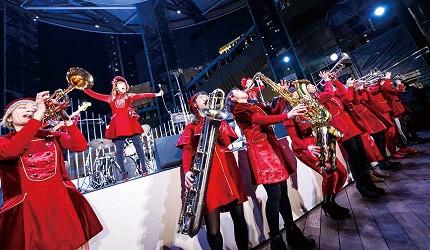 2019年去東京睇燈飾熱點六本木之丘六本木HILLS聖誕嘉年華內的聖誕音樂會