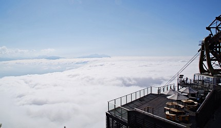 長野縣龍王滑雪公園SORA terrace cafe