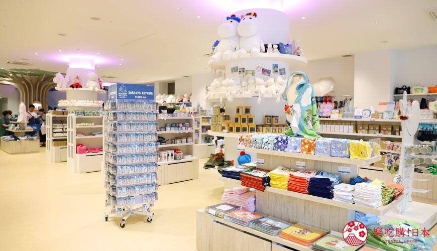 MoominValleyPark埼玉嚕嚕米主題公園Kokemus紀念品店