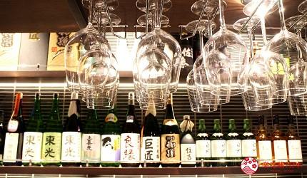 東京和牛黑毛和牛推薦米澤牛黃木銀座店的山形縣地酒珍藏