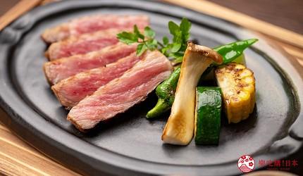 東京和牛黑毛和牛推薦米澤牛黃木銀座店的米澤牛特選牛排