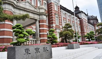 在東京最容易找到手信買的3種地點之一的東京車站