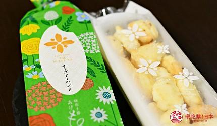 日本東京必買送禮用的手信中推介的麻布十番あげもちや「炸米果」有兩層包裝