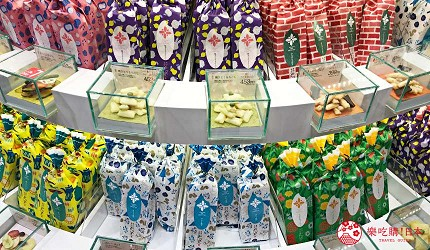 日本東京必買送禮用的手信中推介的麻布十番あげもちや「炸米果」有多款口味