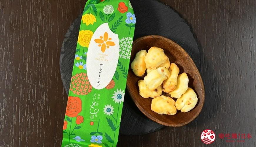 日本東京必買送禮用的手信中推介的麻布十番あげもちや「炸米果」