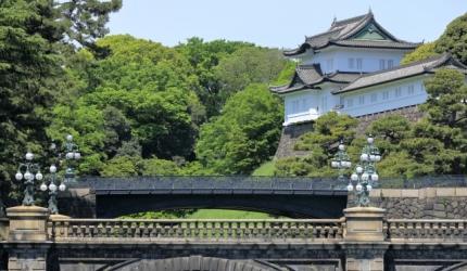 日本东京皇居