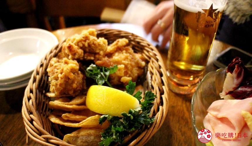 东京晚上夜间景点推荐银座居酒屋银座LION啤酒屋菜色