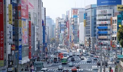 日本東京帶仔女自由行4日3夜交通行程懶人包推薦的親子遊推介的住宿地區上野