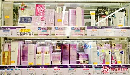 東京新宿藥妝優惠券推薦COSMOS科摩思歌舞伎町一丁目店店內獨家商品高絲INTELLIGEEX
