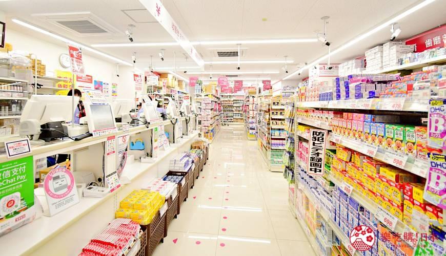 人氣藥妝「COSMOS科摩思」來東京了!科摩思歌舞伎町一丁目店,市價半價讓你買到瘋狂