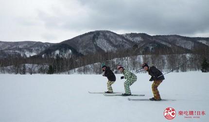 日本冬天自由行最好玩的乘鞍高原可以滑雪