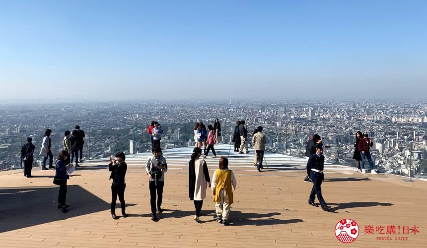東京自由行東京2021新景點新開幕景點推薦澀谷scramblesquare觀景台shibuyasky