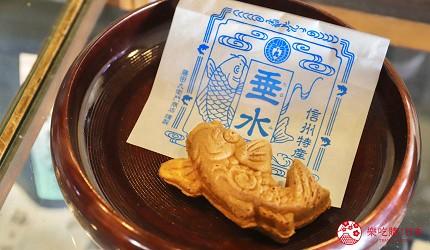 用萬歲PASS 2日乘車券可以去到的長野善光寺有的花豆鯉魚燒