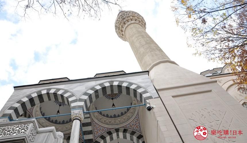 东京Metro一日券东京Metro地铁24小时车票推荐景点东京Camii土耳其文化中心