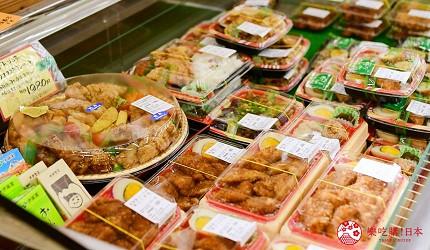 日本輕井澤長野附近療癒慢活女子旅推薦推介的佐久可以吃到的文青餐廳CHATAMAYAちゃたまや的雞肉便當