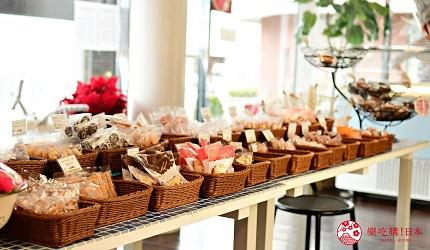 日本輕井澤長野附近療癒慢活女子旅推薦推介的佐久可以吃到的文青餐廳Cake Boutique PETERSケーキブティックピータース的手信伴手禮用禮物紀念品菓子