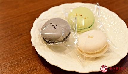 日本輕井澤長野附近療癒慢活女子旅推薦推介的佐久可以吃到的文青餐廳Cake Boutique PETERSケーキブティックピータース的手信伴手禮用禮物紀念品白色日本酒馬卡龍