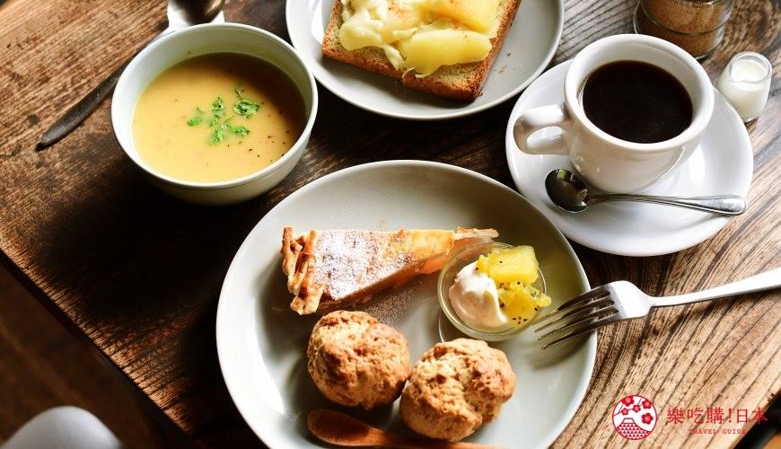 日本輕井澤長野附近療癒慢活女子旅推薦推介的佐久可以吃到的文青餐廳