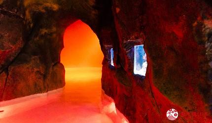 日本親子景點推薦推介箱根穿泳衣也能泡的合家歡溫泉水上樂園箱根小涌園 Yunessun的洞窟溫泉